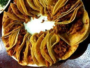 rosca de tacos