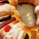 Rosca de Reyes receta fácil